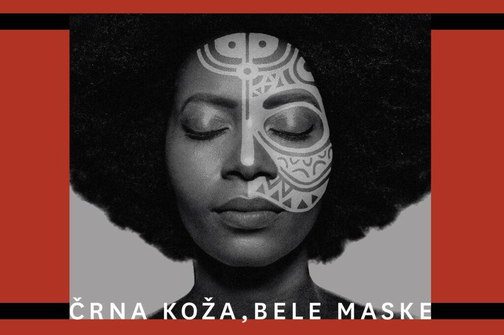 Črna koža, bele maske